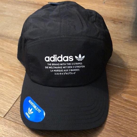 5eee27aec98 adidas Originals NMD tech Strapback hat